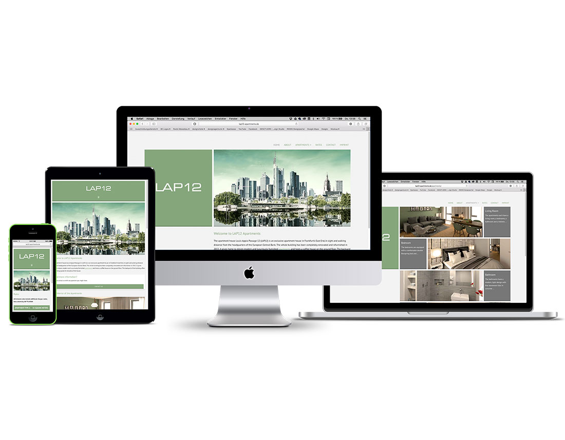 LAP 12 Website
